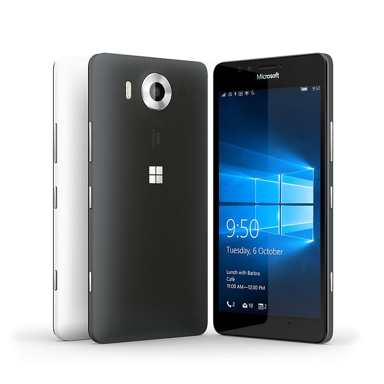 Lumia 950&950XLが11月末発売!日本での発売日・価格は?【マイクロソフト製Windows10 mobileスマホ】