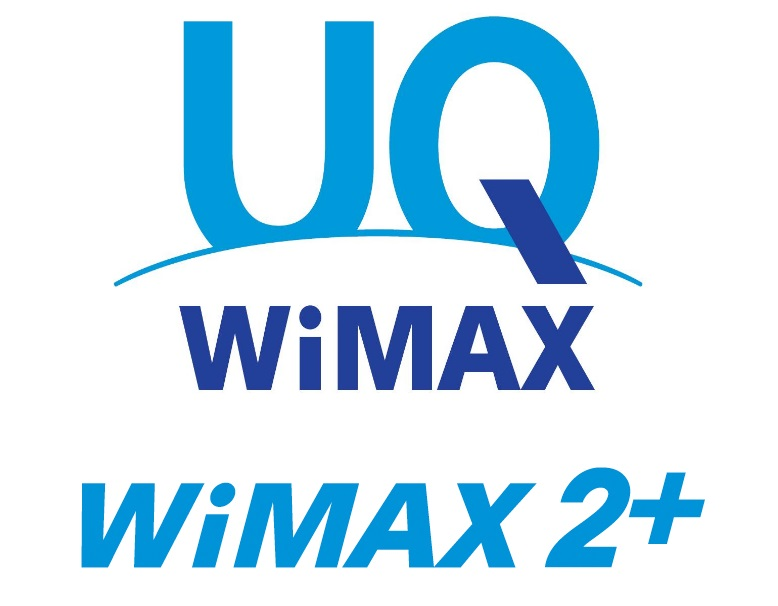 WIMAX&WIMAX2+ロゴ