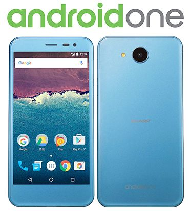 Android one 507SH_2