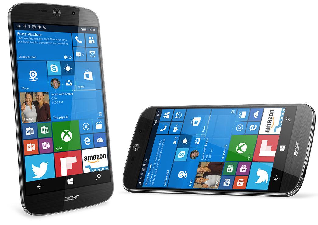 Acer Liquid Jade Primo JPS58日本版8/25発売!【Win10mobile】VAIO Phone Bizと比較