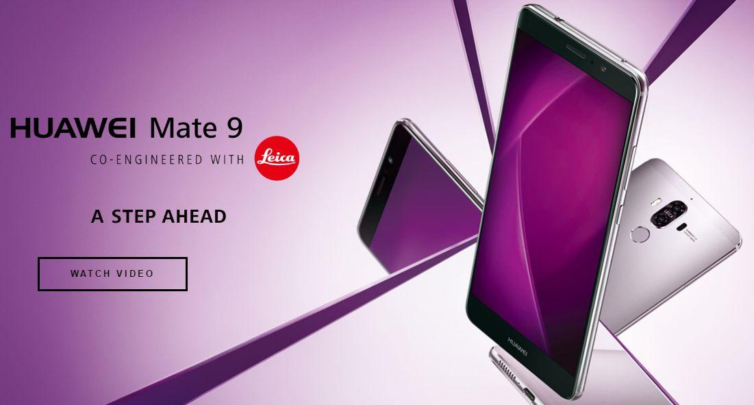 Huawei Mate 9は12/16発売!DSDS対応kirin960&メモリ4GB【ライカ製デュアルカメラ搭載】