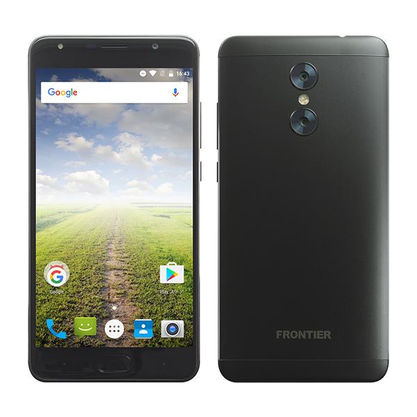 FRONTIER FR7101AK発売!ダブルレンズカメラ、DSDS対応【goo Sim seller】EveryPhone HGと同じ機種