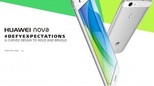 Huawei nova、nova lite発表!Snapdragon 625/3GB/32GB【2/24発売】