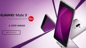 Huawei Mate 9日本発売決定!デュアルSIM対応?kirin960&メモリ4GB【ライカ製デュアルカメラ搭載】