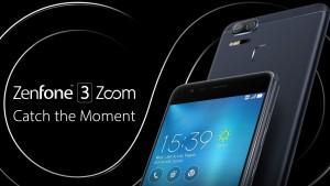 ZenFone 3 Zoom、ZenFone AR発表!DSDS対応ハイスペック機【ZE553KL、ZS571KL】ASUS