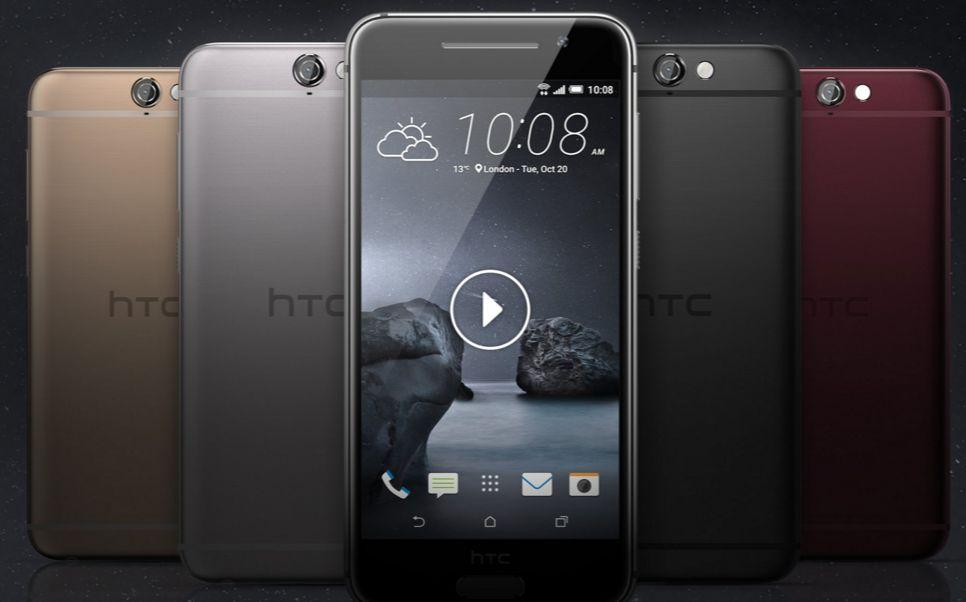 HTCが「HTC One A9」発表!Android6.0、指紋認証、有機EL搭載でアルミユニボディ採用、日本での発売は?