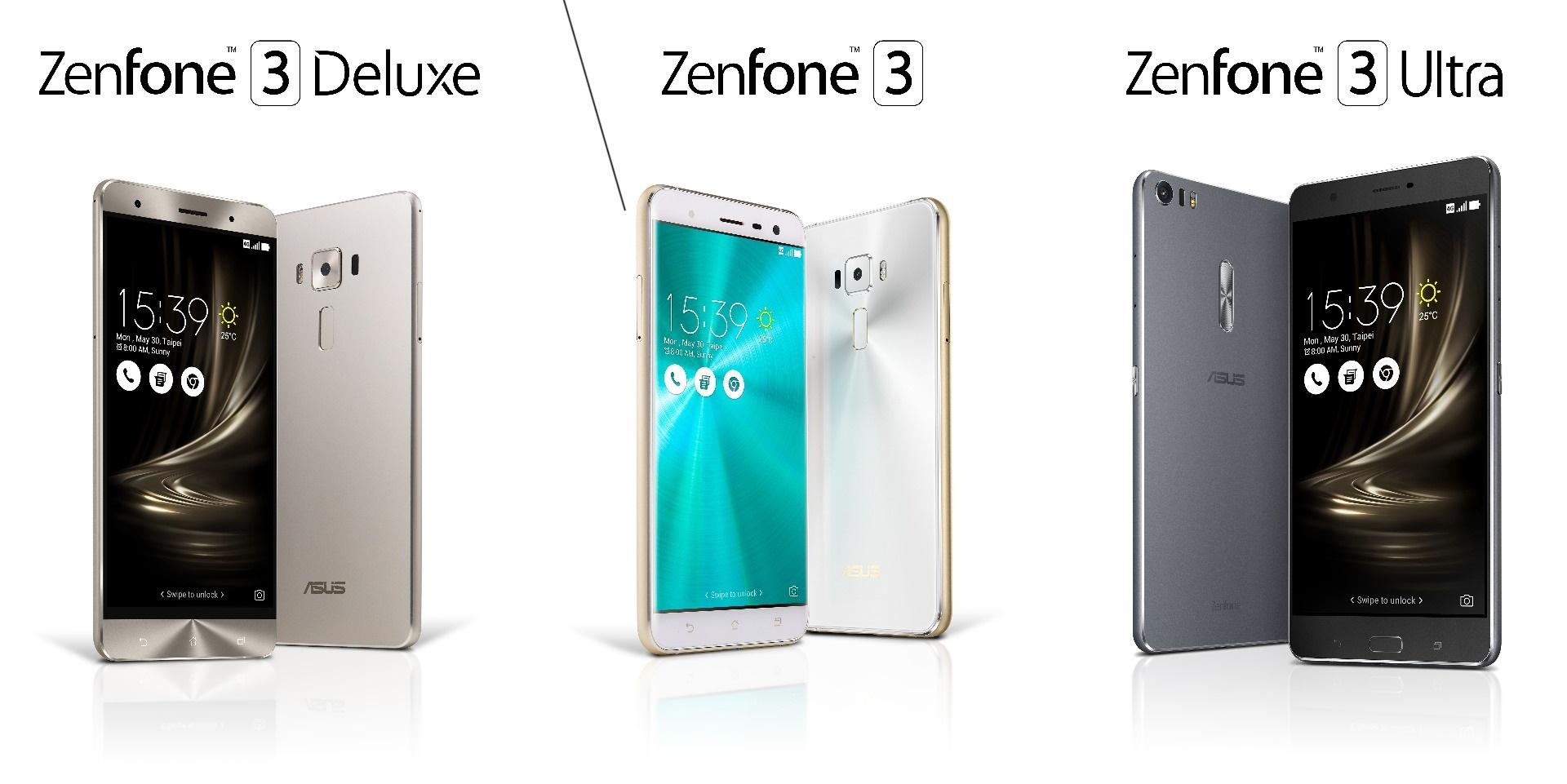 ZenFone 3日本版高すぎ問題!ZE520KL(5.2インチ)39,800円、Deluxeは55,800円~【正式発表後の内容に修正】