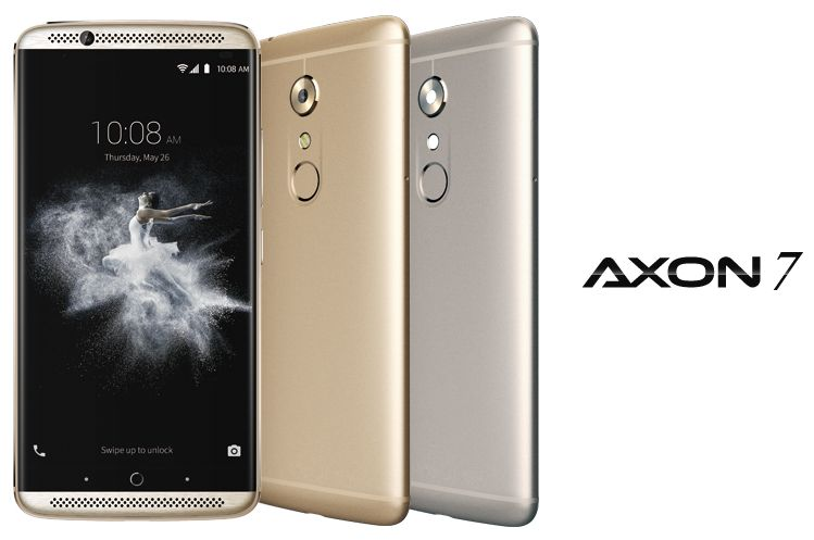 AXON 7、AXON 7 mini日本版発売!3G/4G同時待ち受け(DSDS)対応で39,800円~【ZTE】