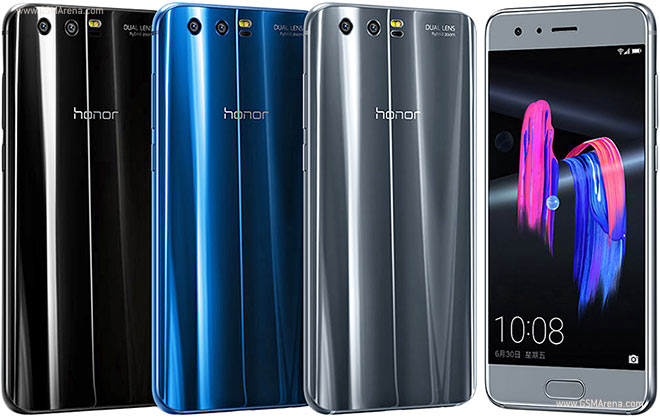 honor 9日本版の発売日は?P10と互角の性能で53800円 DSDS対応機種!10/12発売【Huawei】