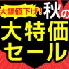 nova lite、P10 lite、arrows M04、VAIO Phone A、g07、ZenFone Liveが特価販売中!【goo Sim seller 秋の大特価セール】