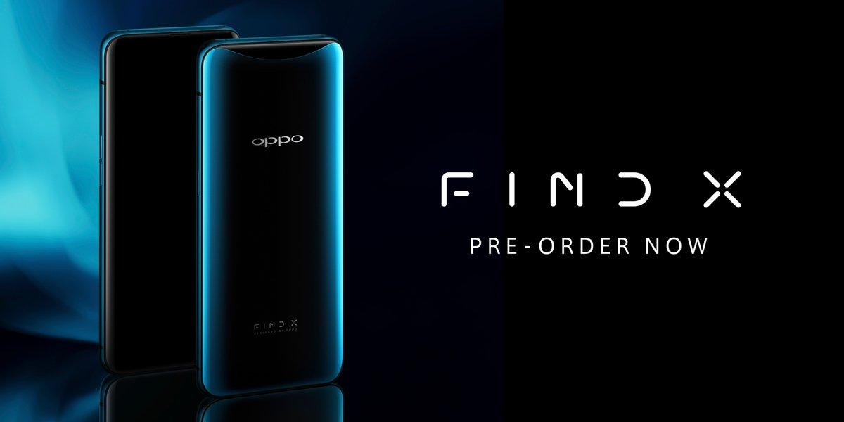 OPPO Find X日本版発売!価格性能評判は?SD845/8G/256Gスライド式のカメラを備えたハイスペック機