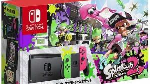 スプラトゥーン2同梱版が欲しい!任天堂Switchの在庫情報・予約出来る店・最速で入手する方法まとめ【Nintendo Switch】