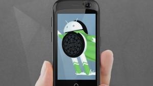 Jelly ProのAndorid 8.1アップデート開始!Face ID、フリップミュートも追加【Unihertz】