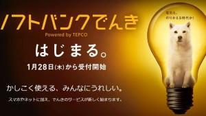 おうち割(ソフトバンクでんき)1/28~受付開始!電気もまとめて割引【電力自由化】