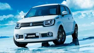 スズキの新型車IGNISがApple CarPlayに対応!【イグニス】