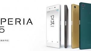 Xperia Z5ソフトバンク版の発売日決定!【10/29木発売】エクスペリアZ5はau版と同時発売
